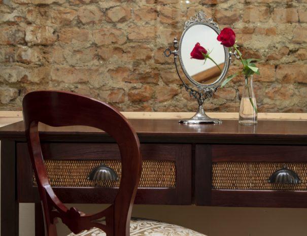 De Hoek Manor - Vineyard Room Workstation