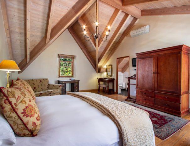 De Hoek Manor - Historic View Room