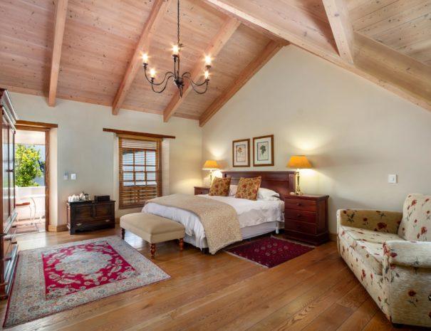 De Hoek Manor Room